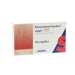 Paracetamol 120 mg