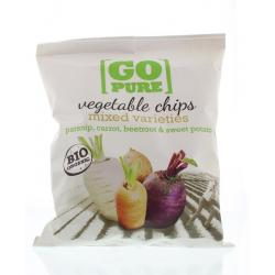 Vegetable chips Go Pure