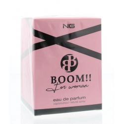 La bomba woman