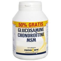 Glucosamine chondro MSM