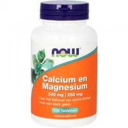 Calcium magnesium 500/250mg