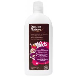 Douchegel & shampoo kids aardbei