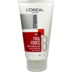 Fix & force multi vitamins gel