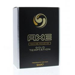 AXE eau de toilette gold tempt