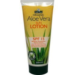 Sunprotect F15 aloe vera organic