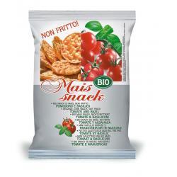 Mais snack tomaat & basilicum