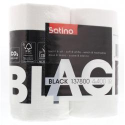Black toiletpapier