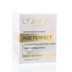 Dermo expertise age perfect oogcreme