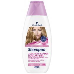 Shampoo zijde doorkam