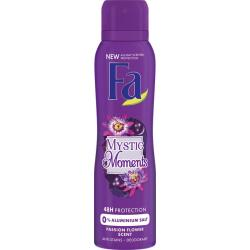 Deodorant spray mystic moments