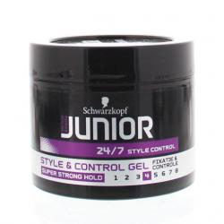 Styling gel super strong