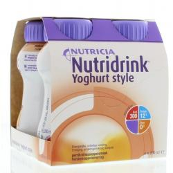 Yoghurt perzik/sinaas