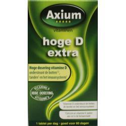 Hoge D extra