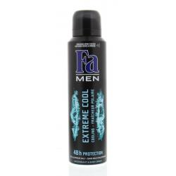 Men deodorant spray extreme cool