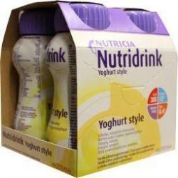 Yoghurt vanille/citroen