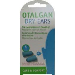 Dry ears oordopjes