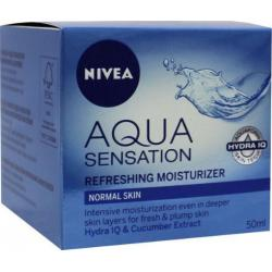 Visage aqua sensation dagcreme