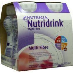 Multi fibre aardbei