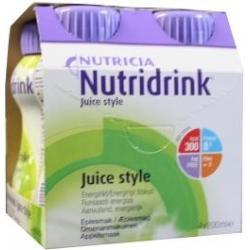 Juice style appel