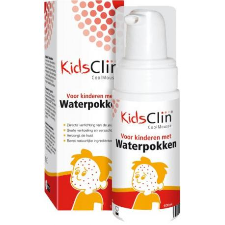 Kidsclin waterpokkenschuim