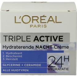 Dermo expertise triple active nachtcreme