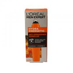 Men expert hydra energetic boost oog roller