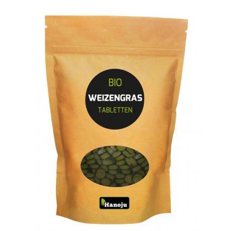 Bio tarwegras paper bag