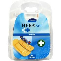 Set first aid