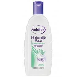 Shampoo natuurlijk puur zijdeglans