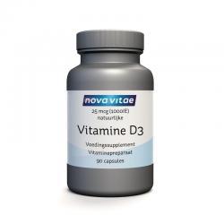 Vitamine D3 1000IU