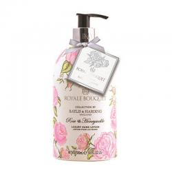 Royale bouquet rose & honeysuckle handlotion