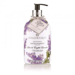 Royale bouquet lilac english lavender handlotion