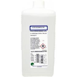 Handalcohol chloorhexidine 0.5%