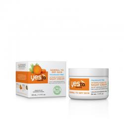 Night cream moisturizing