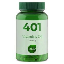 401 Vitamine D 10 mcg