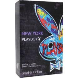 New York eau de toilet spray