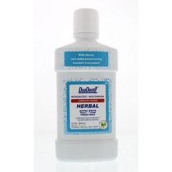 Mondwater herbal