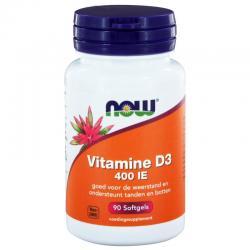 Vitamine D-3 400IE