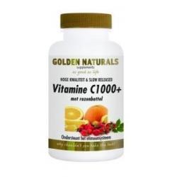 Vitamine C 1000 & rozenbottel