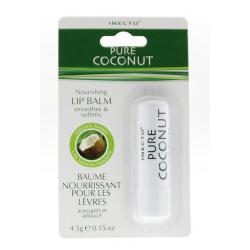 Coconut nourishing lip balm