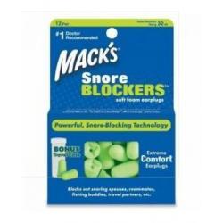 Snore blockers