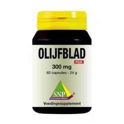 Olijfblad extract 300 mg puur