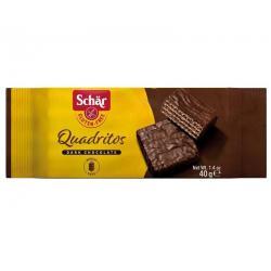 Quadriotos cacao wafel