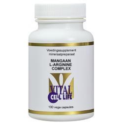 Mangaan/L-arginine complex