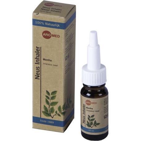 Mentha neus inhaler