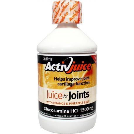 Glucosamine drank activ juice