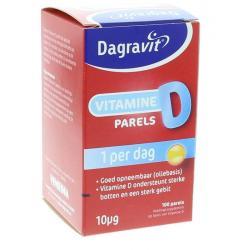 Vitamine D pearls 400IU