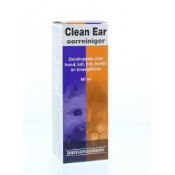 Clean ear