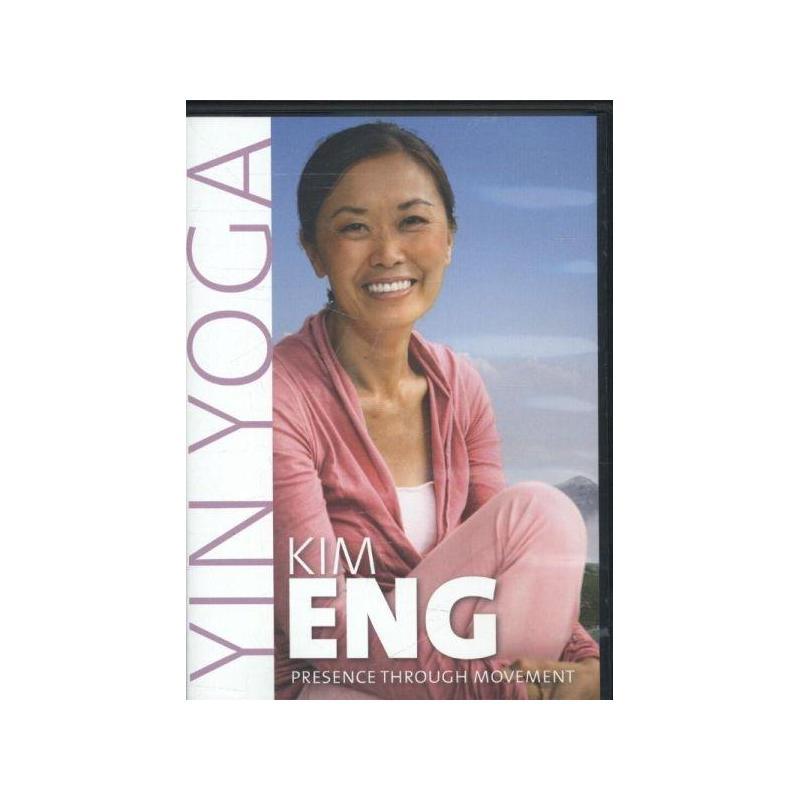 Yin yoga Kim Eng DVD