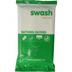 Swash washandje gold parfumvrij